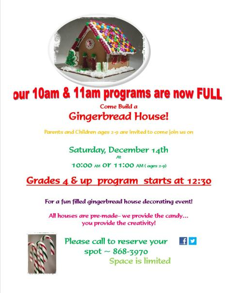 gingerbreadevent