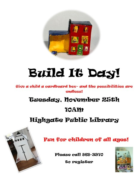 build it day