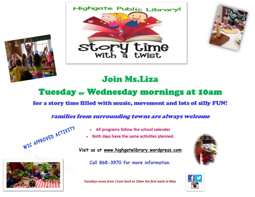 story hour 2017